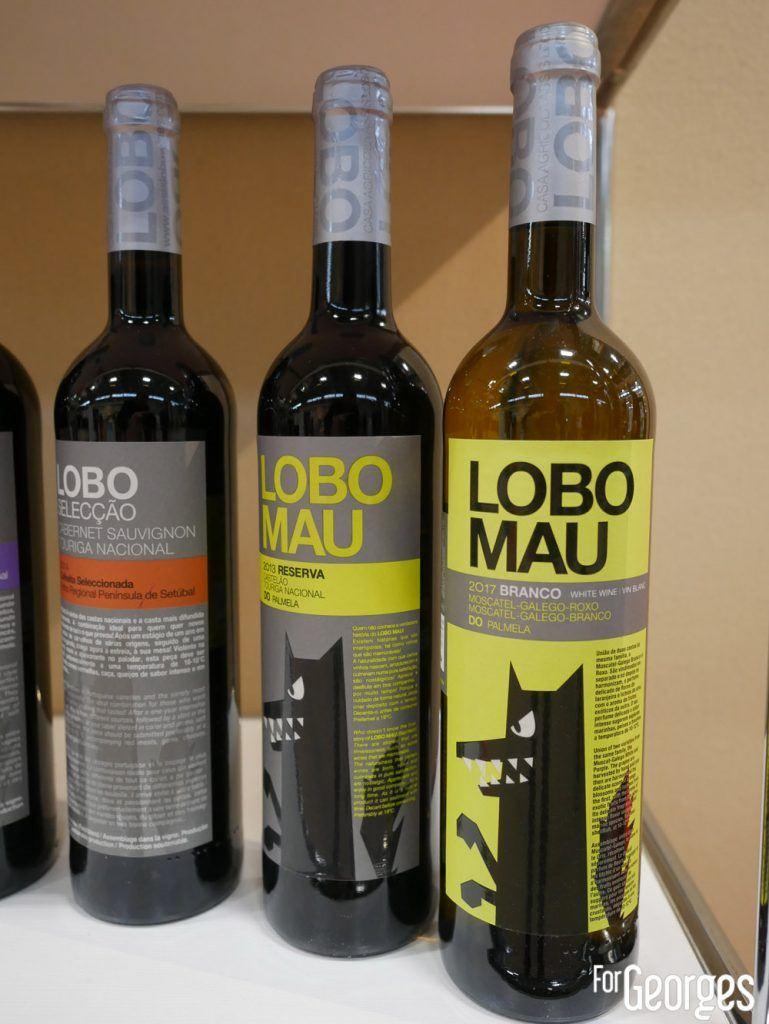 Lobo Mau vin
