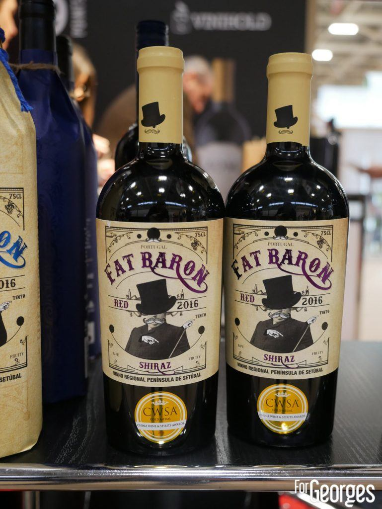 Fat Baron vin portugal