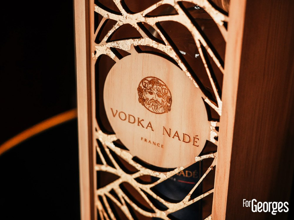 Vodka Nadé Bordeaux