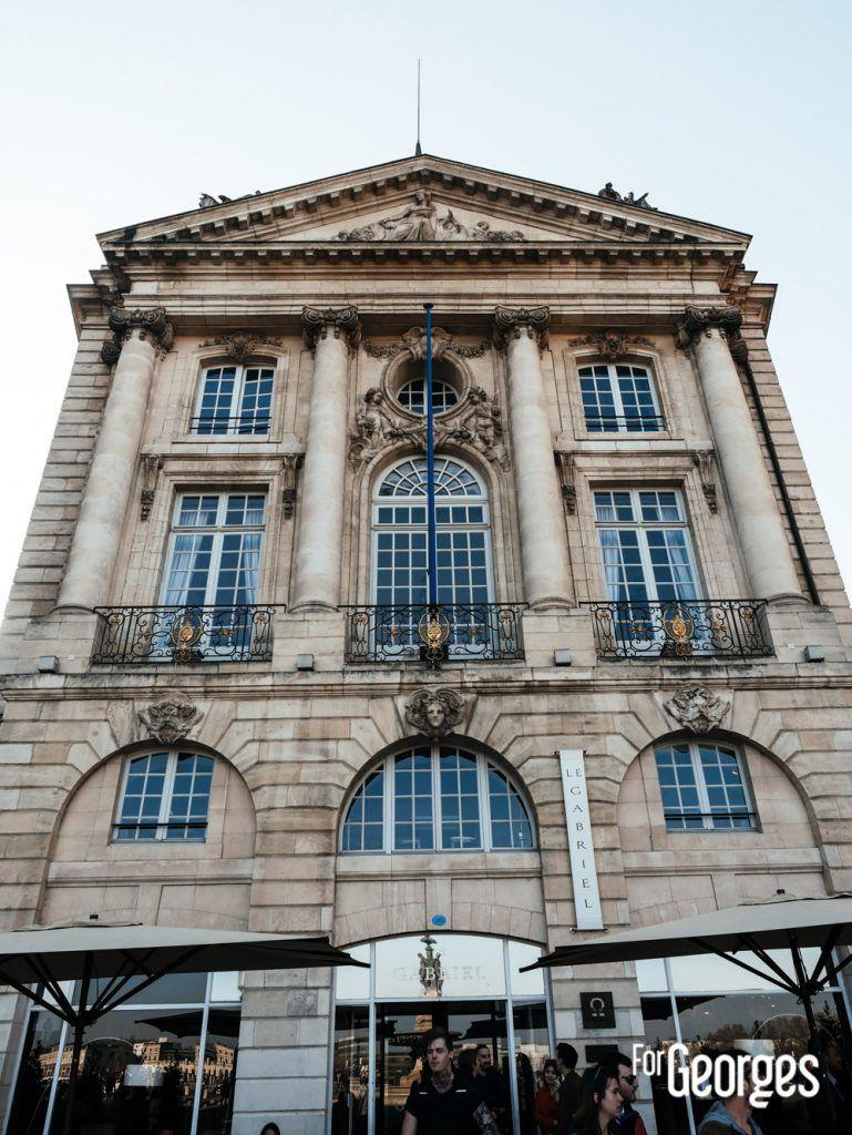 Le Gabriel Bordeaux Place de la bourse