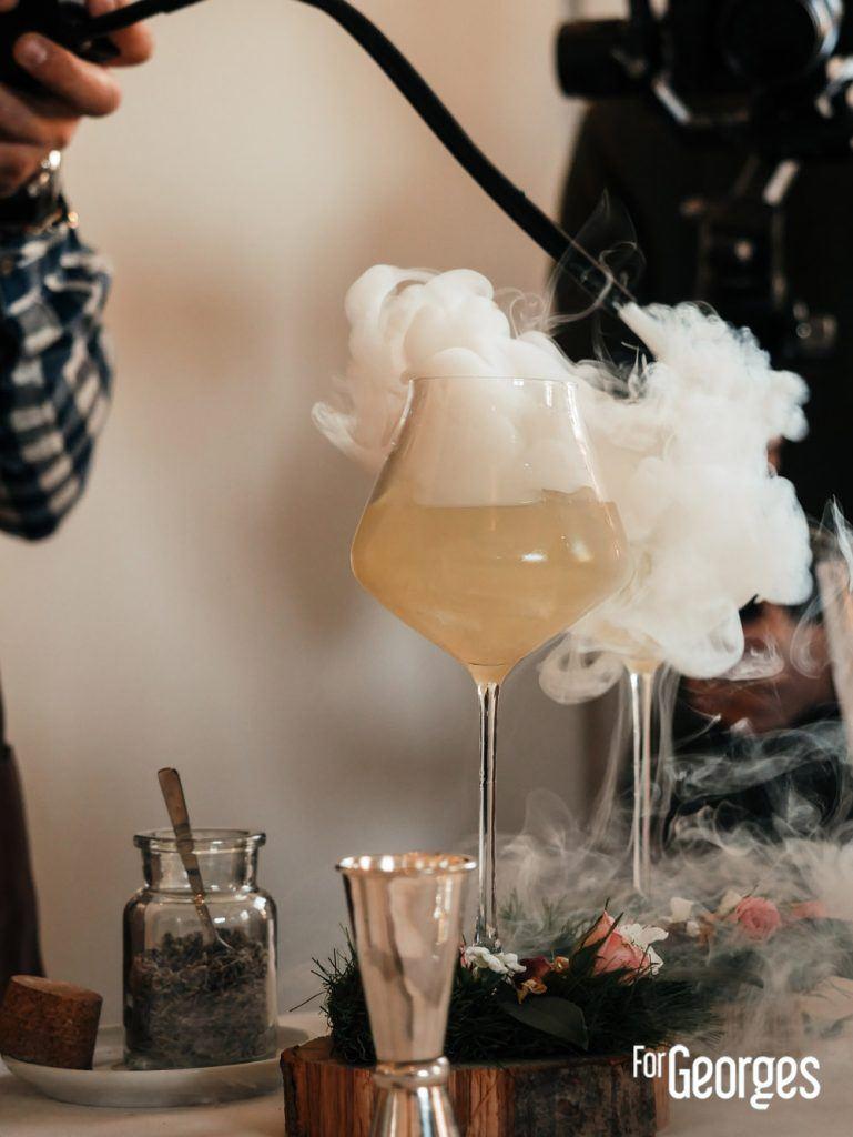 Eli Favreau cocktail compétition