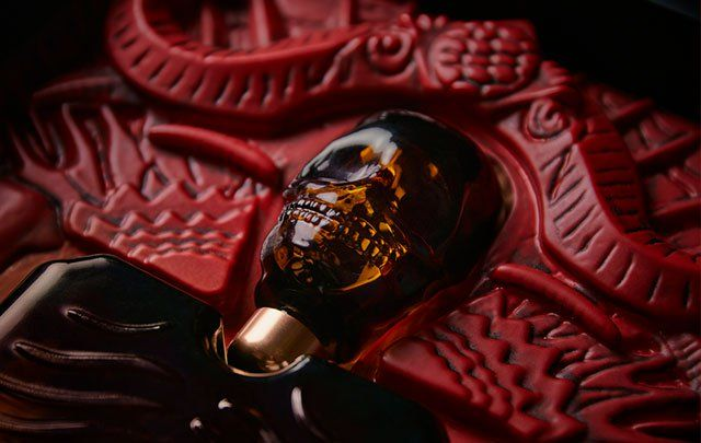 Guillermo del Toro Patrón tequila