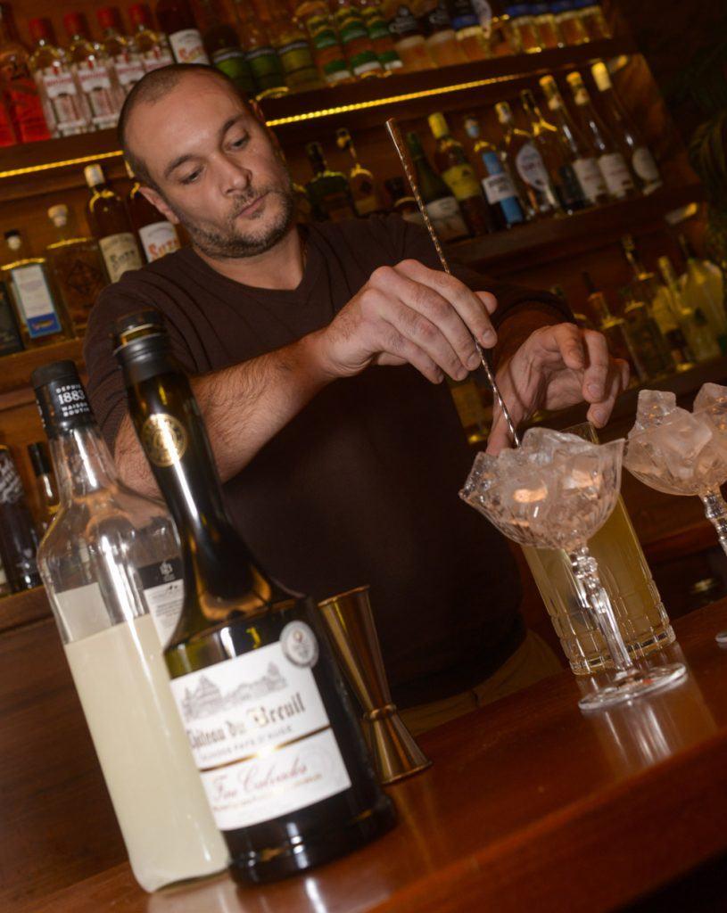 Cocktail calvados nouvelle vogue