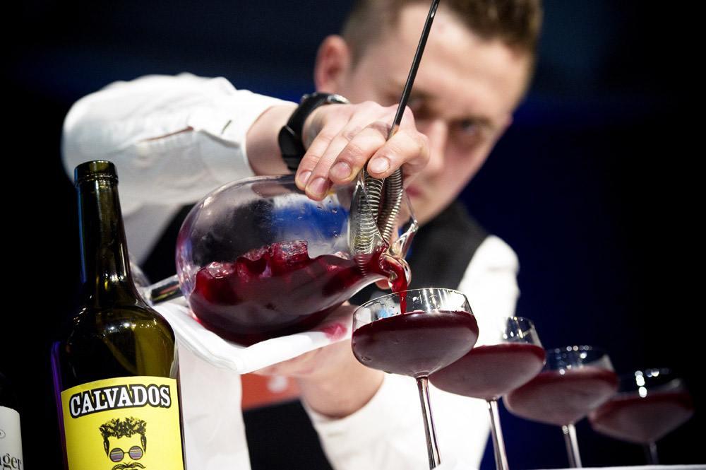 Calvados en cocktails