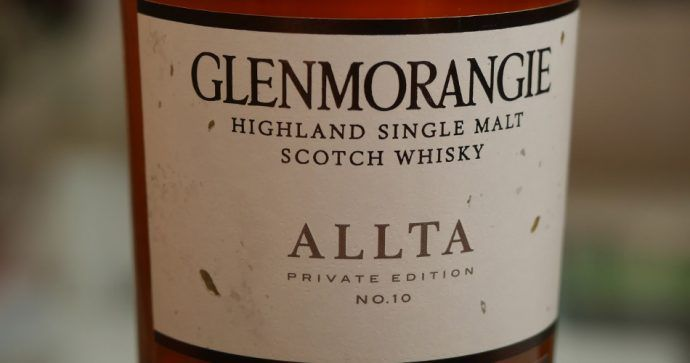 Glenmorangie Allta Private Edition
