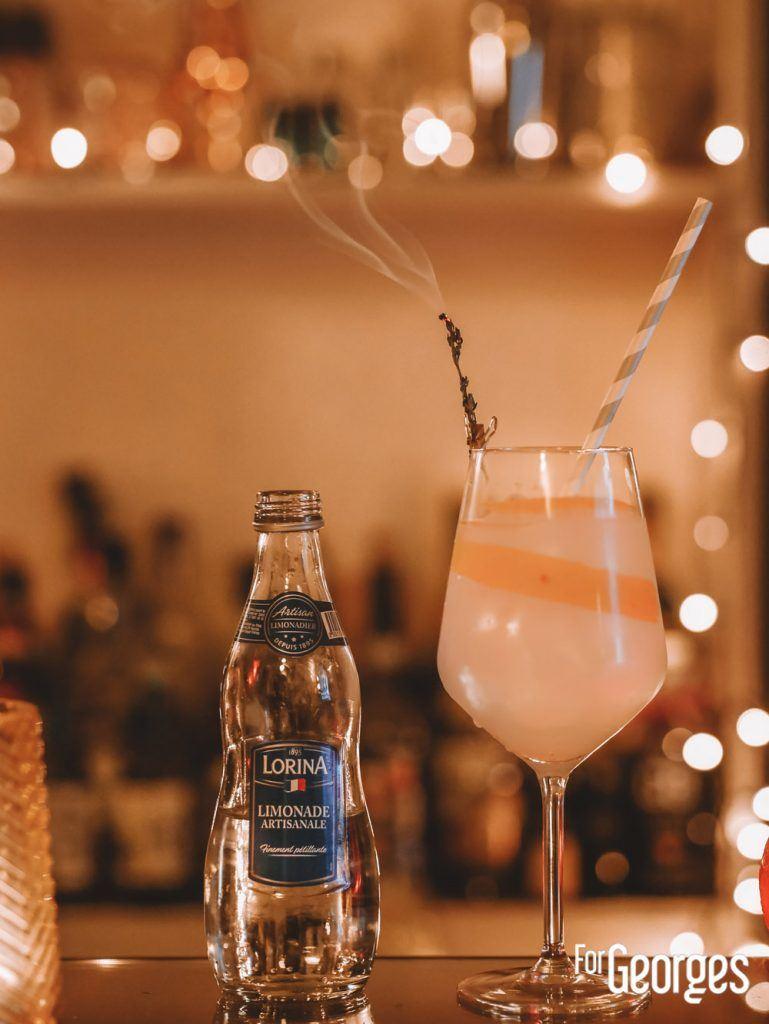 Cocktails à la Limonade et à la téquila