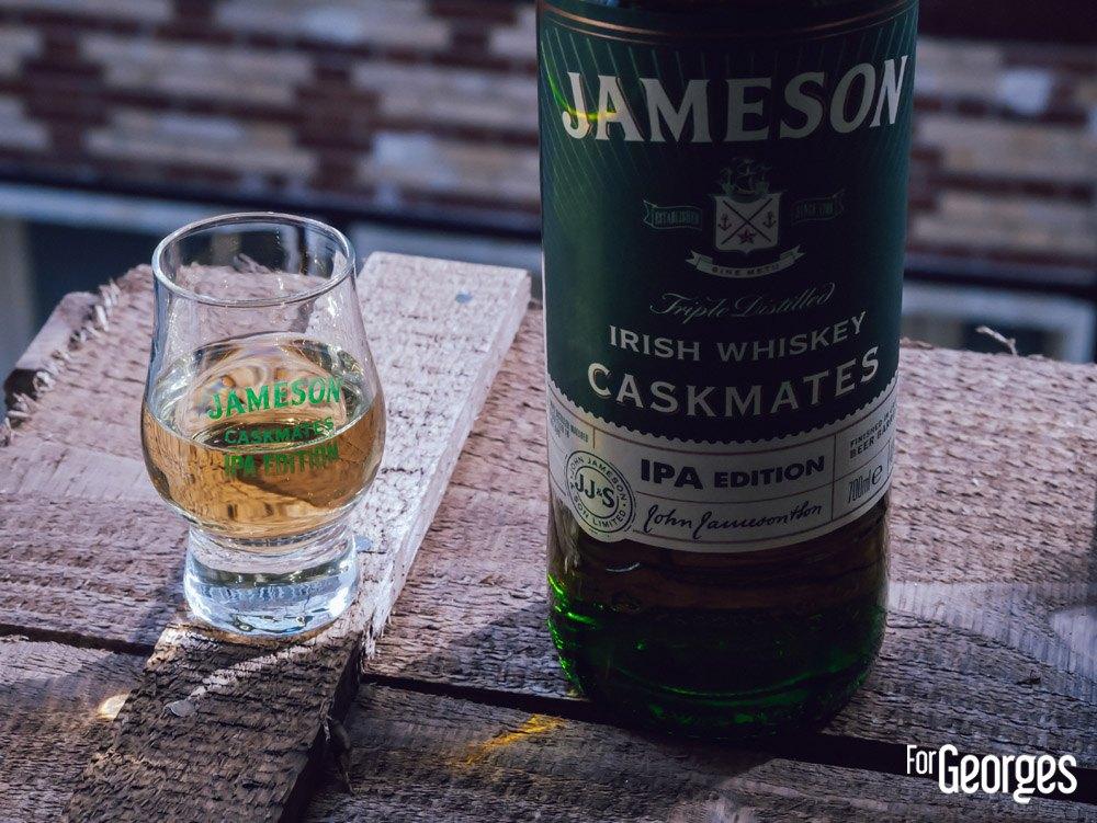 dition Spéciale Jameson Caskmates IPA Edition