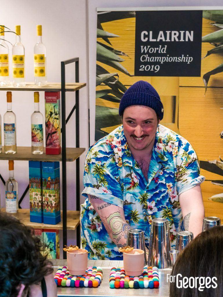 Cesar Dubois Bartender