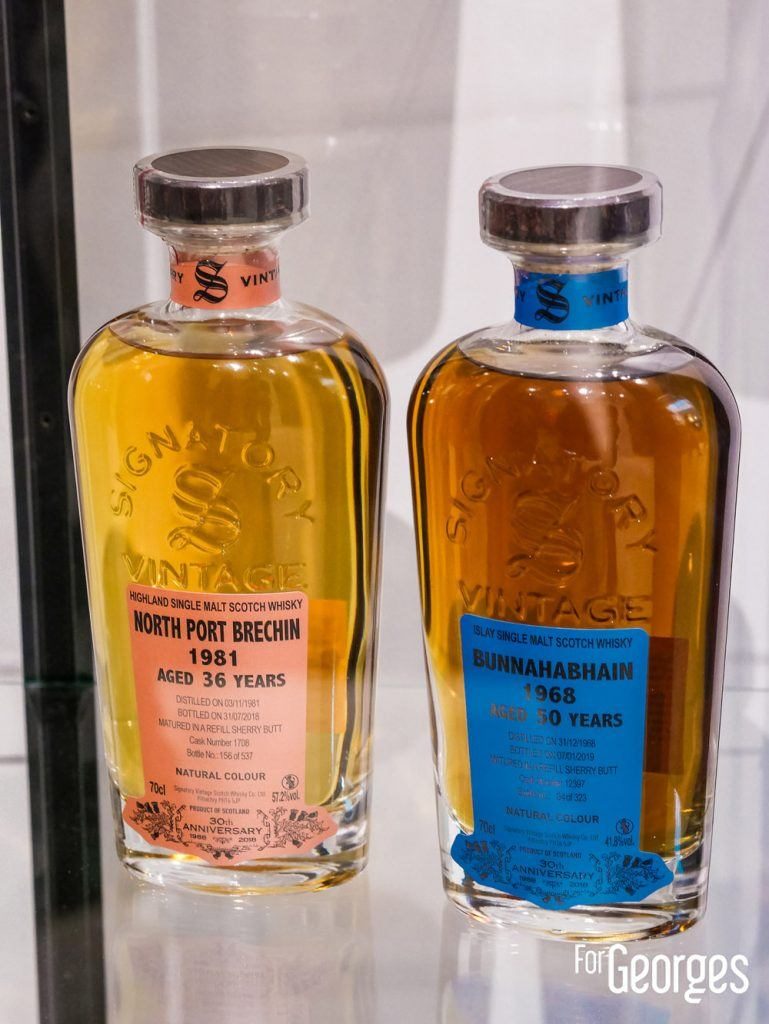 bouteille whisky exceptionnelle