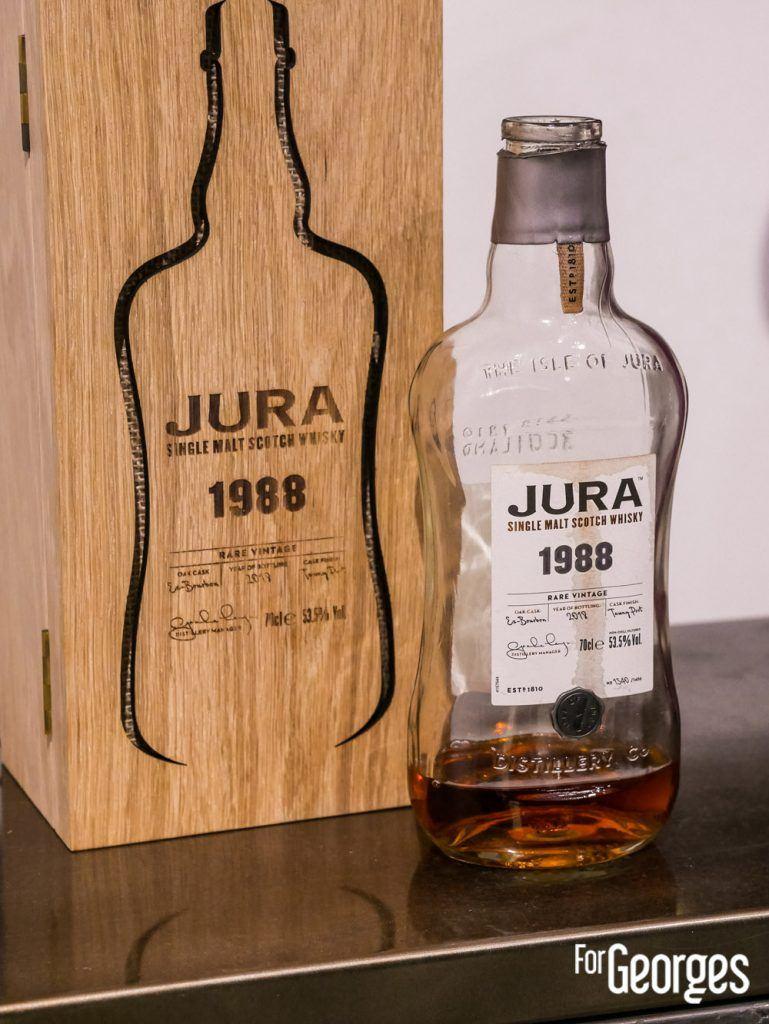 Jura 1988 whisky