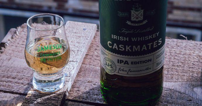 Jameson Cask Mates IPA Edition