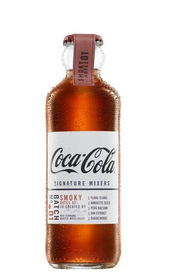 Coca-Cola Signature Mixers smoky