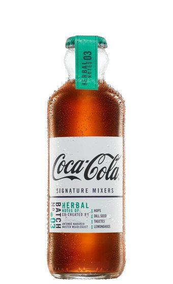 Coca-Cola Signature Mixers Herbal