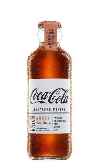 Coca-Cola Signature Mixers Woody
