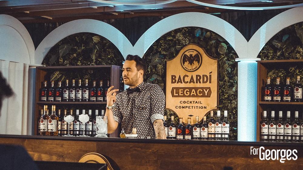 Gabriel Pons Bacardi Legacy 2019