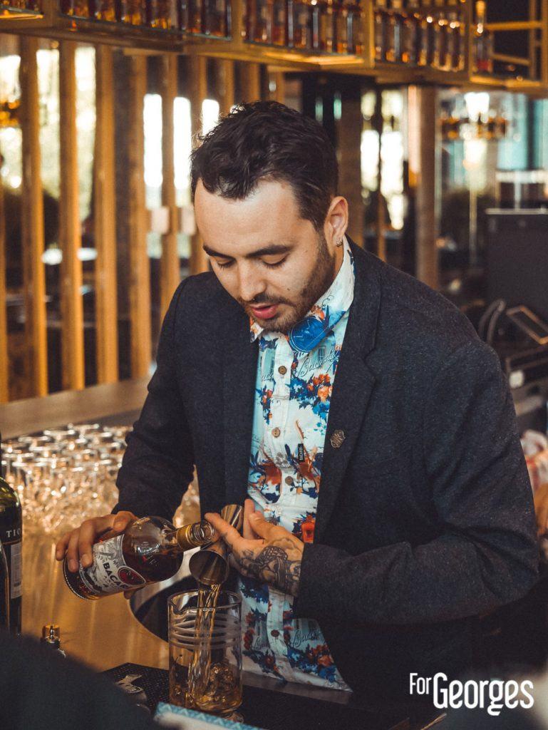 Gabriel Pons Lis Avi Bacardi legacy 2019