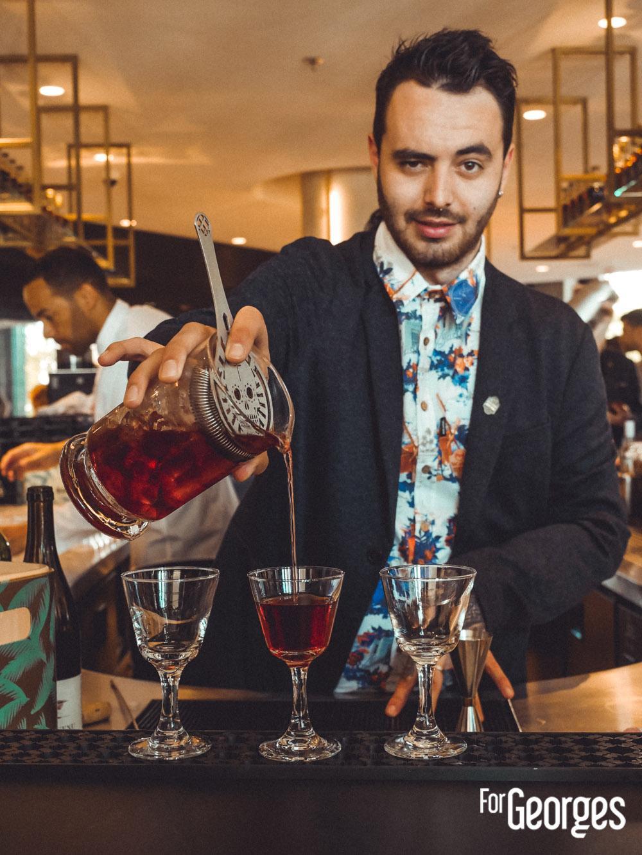 Gabriel Pons Lis Avi cocktail Bacardi Legacy