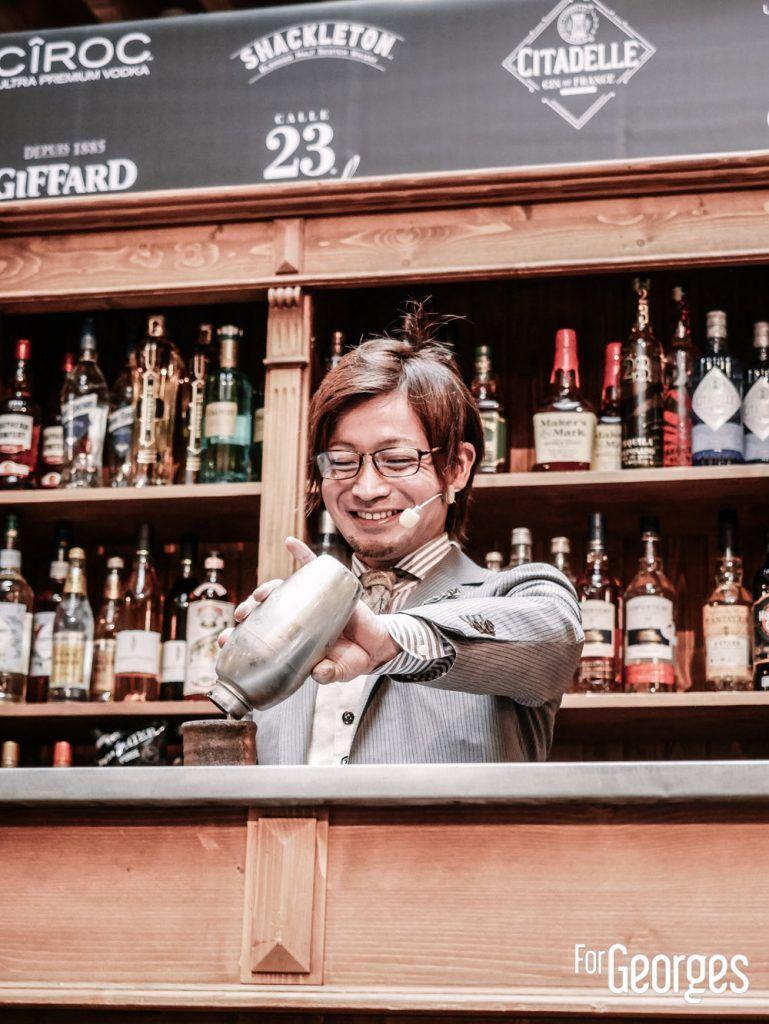 Masterclass Les Trophées du bar 2019