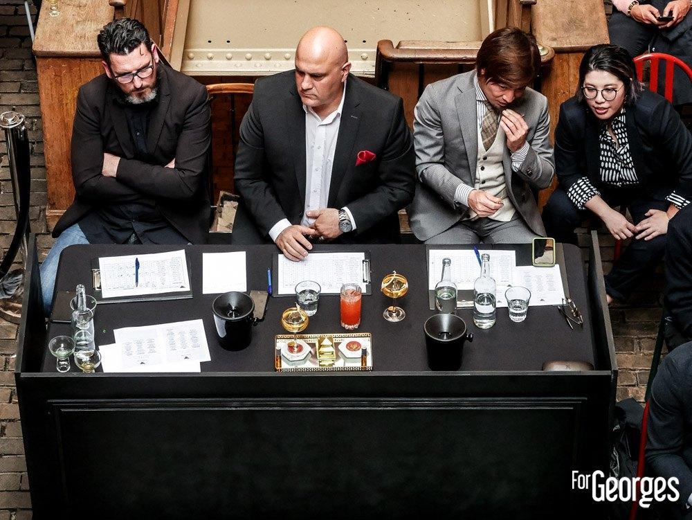 Le jury des Trophées du bar 2019