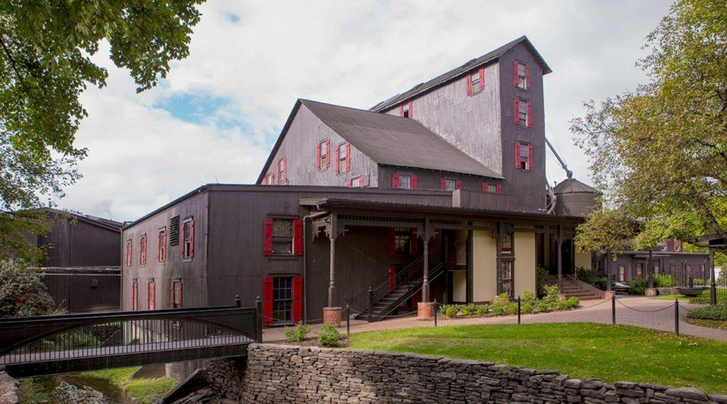 Maker's Mark distillerie