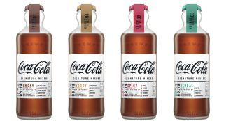 Coca Cola Signature Mixers