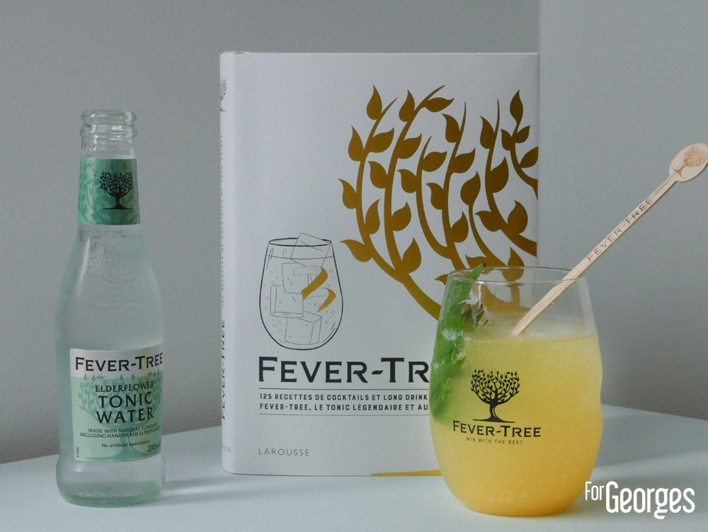 Fever-Tree livre cocktail