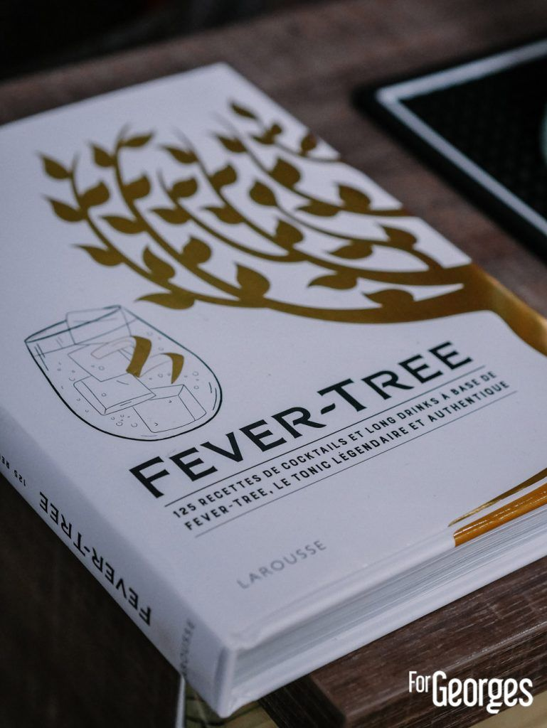 Le livre Fever Tree