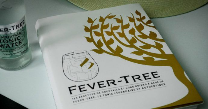 Livre Fever-Tree Cocktail