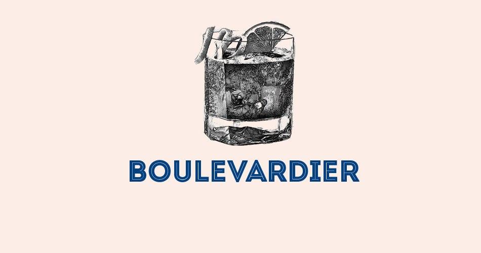 Recette cocktail Boulevardier