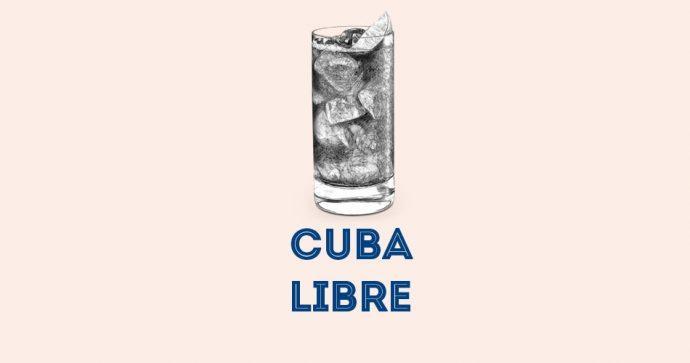 Recette du Cuba Libre cocktail Rhum et Coca