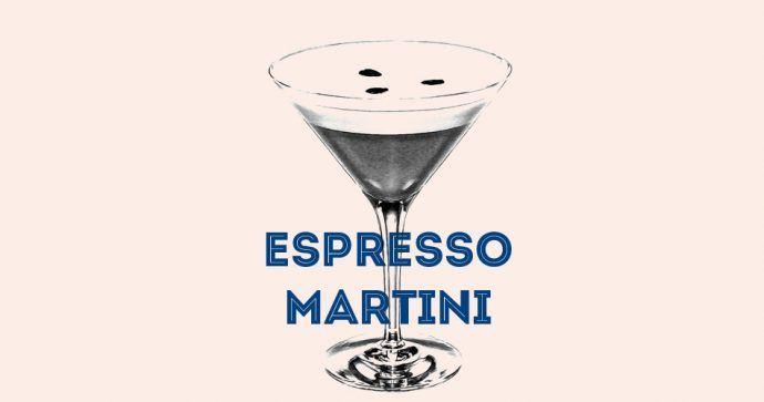 Espresso Martini recette cocktail