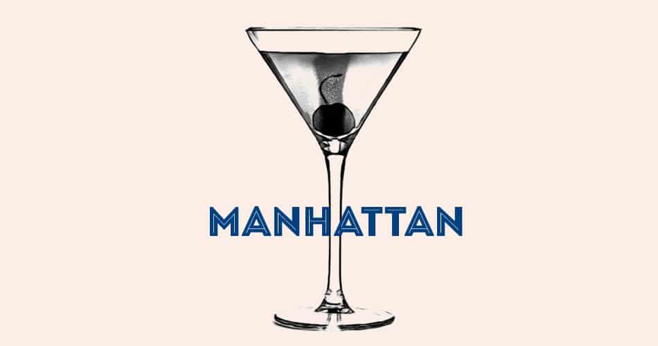 Recette du cocktail Manhattan