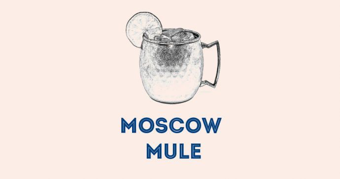 Recette cocktail Moscow Mule