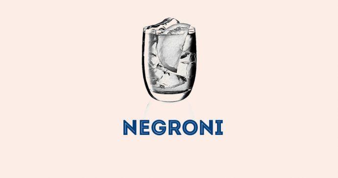 recette Negroni cocktail