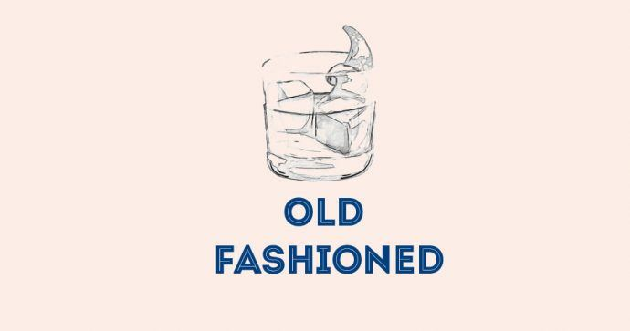 Old fashioned recette