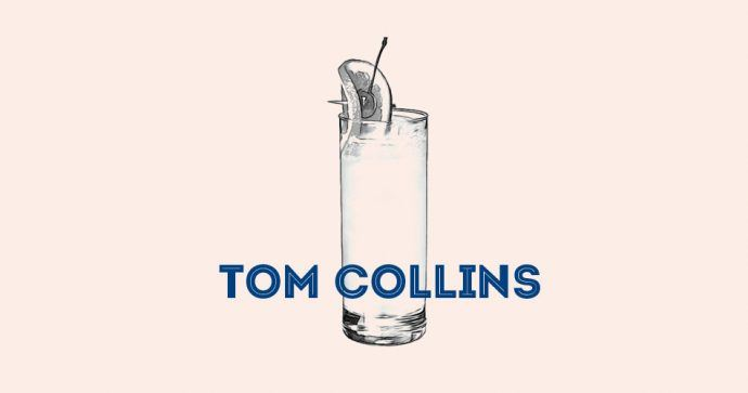 Recette Tom Collins Cocktail