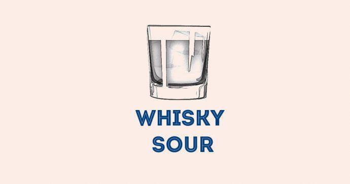 Recette Whisky Sour