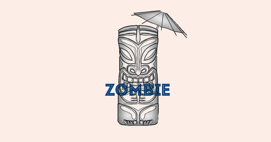 Recete zombie cocktail