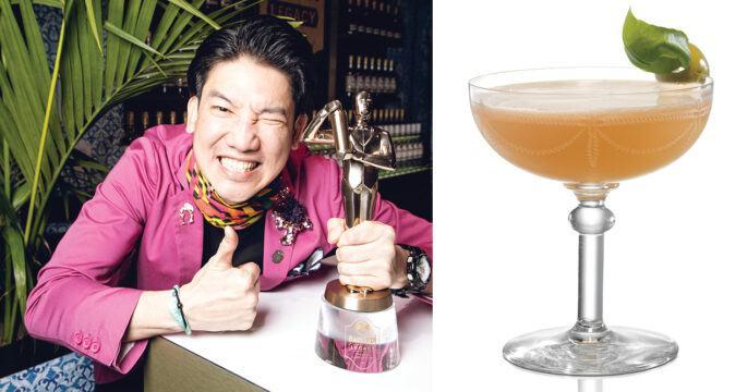 Vainqueur Bacardi Legacy 2019 et son cocktail