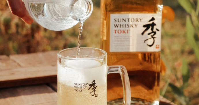 Whisky japonais Toki Highball