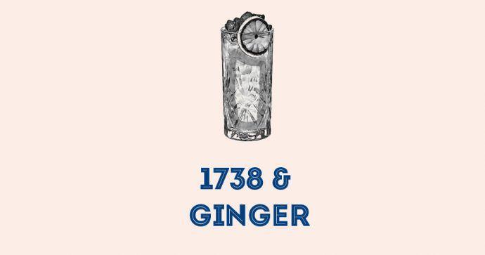 Cocktail Cognac et Ginger