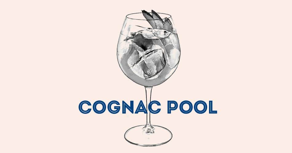 Cocktail Cognac Pool