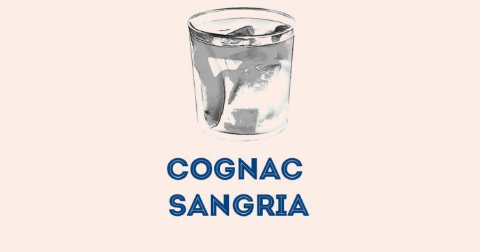 Sangria au Cognac