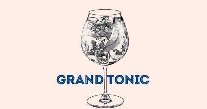 Grand Tonic cognac Cocktail