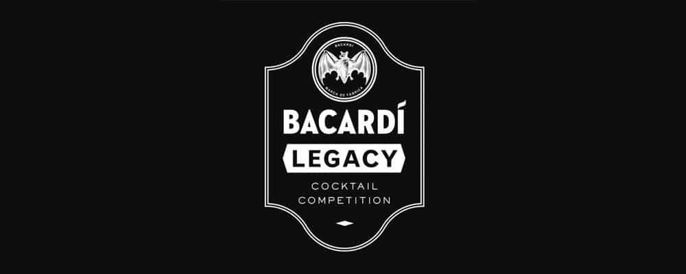 Logo Bacardi Legacy
