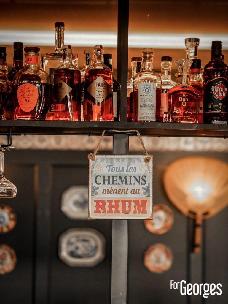Backbar Bar 1802 Paris