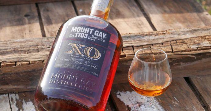 Rhum Mount Gay XO