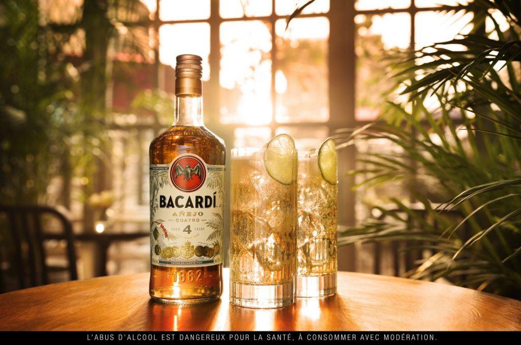 Bacardi Caribbean Mule