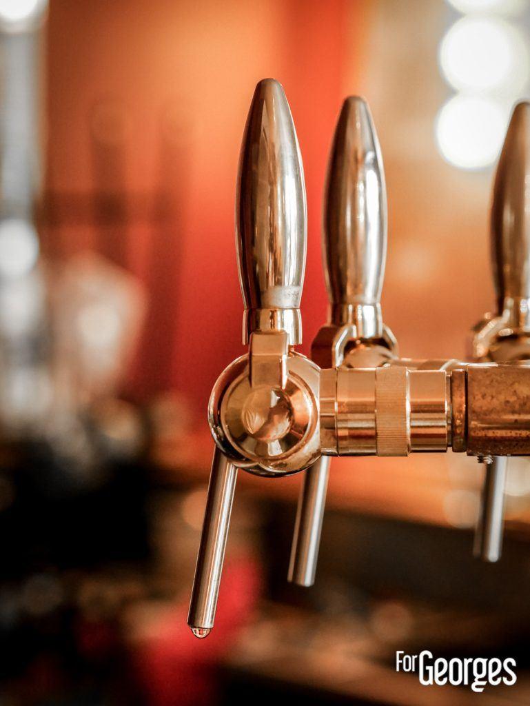 Tireuse à bière bar Paris