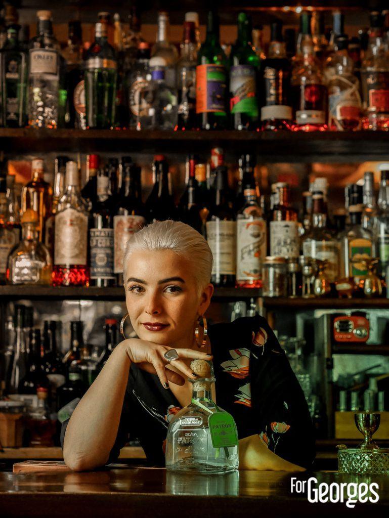 Melissa Coutant Café Moderne Paris